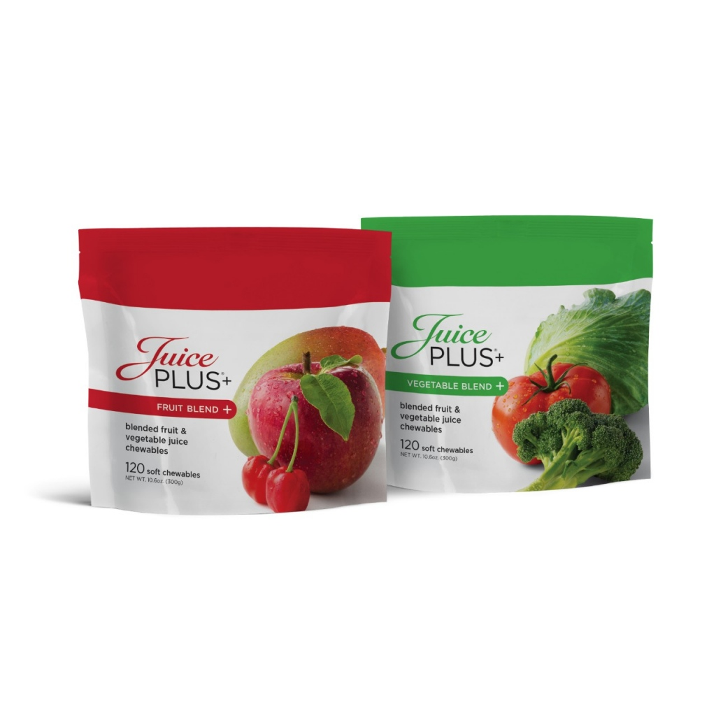 Fruit and Vegetable Blend Chewables (Child)